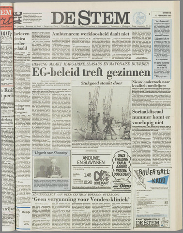 de Stem 1987-02-17