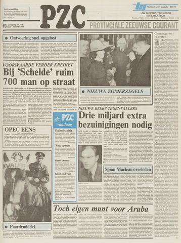 Provinciale Zeeuwse Courant 1983-03-11