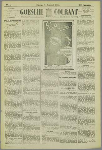 Goessche Courant 1924-01-08