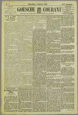 Goessche Courant 1921
