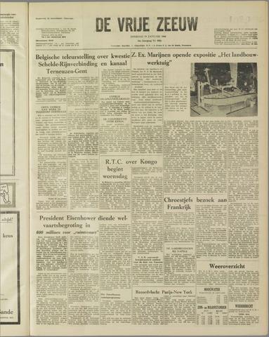 de Vrije Zeeuw 1960-01-19