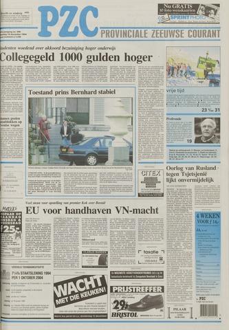 Provinciale Zeeuwse Courant 1994-12-10