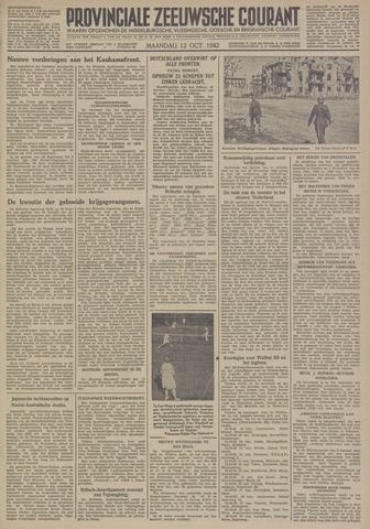 Provinciale Zeeuwse Courant 1942-10-12