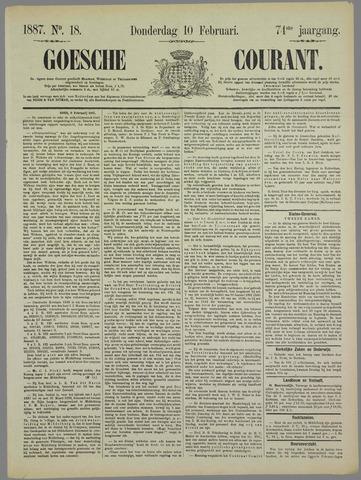 Goessche Courant 1887-02-10