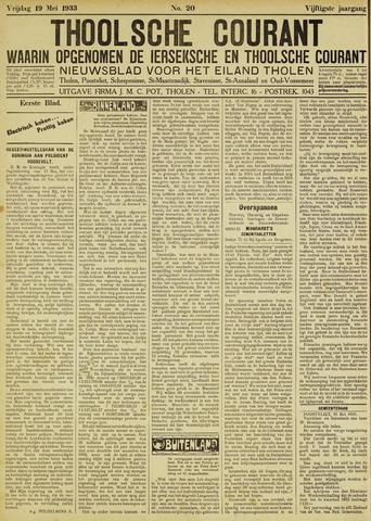 Ierseksche en Thoolsche Courant 1933-05-19