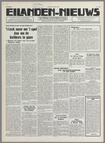 Eilanden-nieuws. Christelijk streekblad op gereformeerde grondslag 1979-12-11