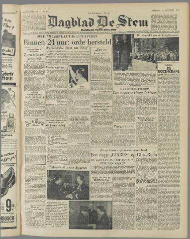 de Stem 1951-09-29