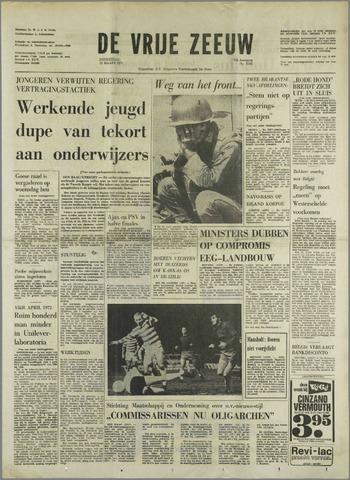 de Vrije Zeeuw 1971-03-25