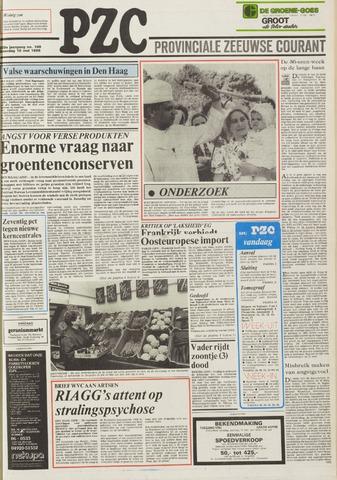 Provinciale Zeeuwse Courant 1986-05-10