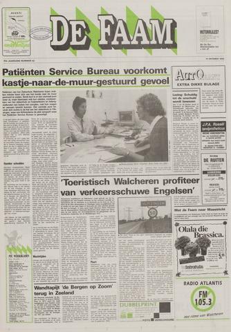 de Faam en de Faam/de Vlissinger 1992-10-14