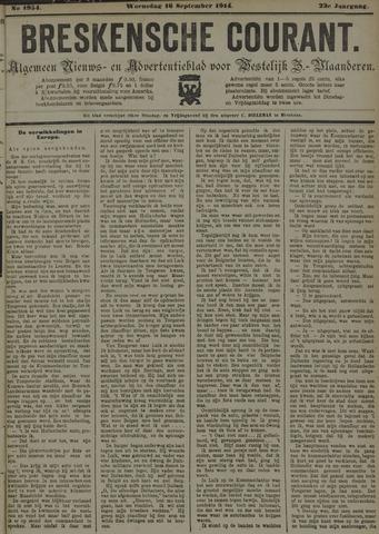 Breskensche Courant 1914-09-16
