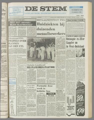 de Stem 1977-08-16