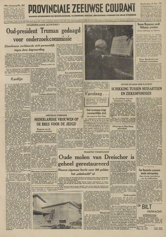 Provinciale Zeeuwse Courant 1953-11-12