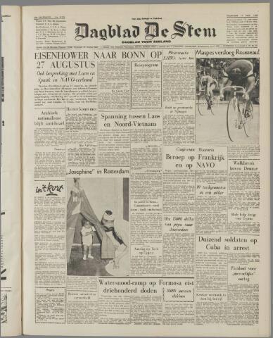 de Stem 1959-08-10