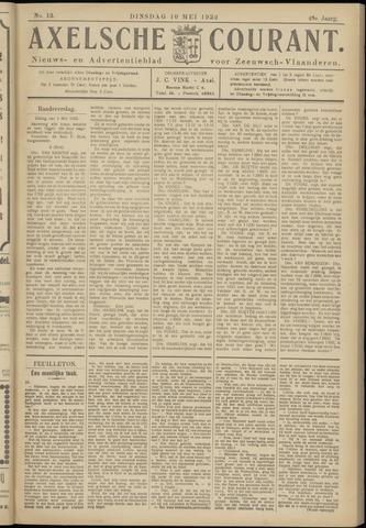 Axelsche Courant 1932-05-10
