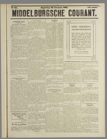 Middelburgsche Courant 1925-10-26