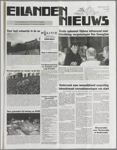 Eilanden-nieuws. Christelijk streekblad op gereformeerde grondslag 2007-01-16