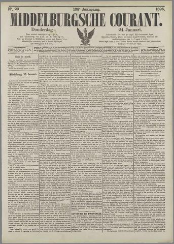 Middelburgsche Courant 1895-01-24