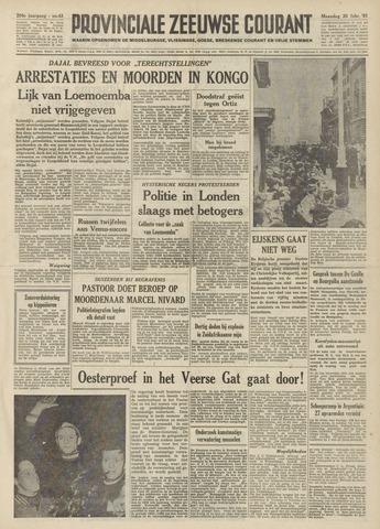 Provinciale Zeeuwse Courant 1961-02-20