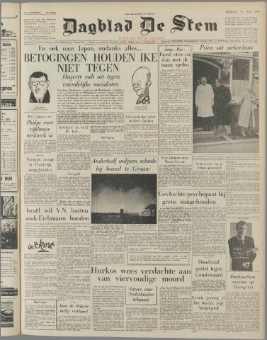 de Stem 1960-06-13
