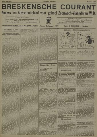 Breskensche Courant 1937-04-09