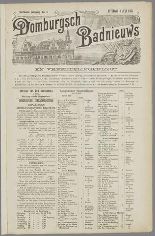 Domburgsch Badnieuws 1895