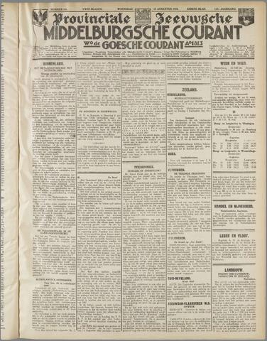Middelburgsche Courant 1934-08-15