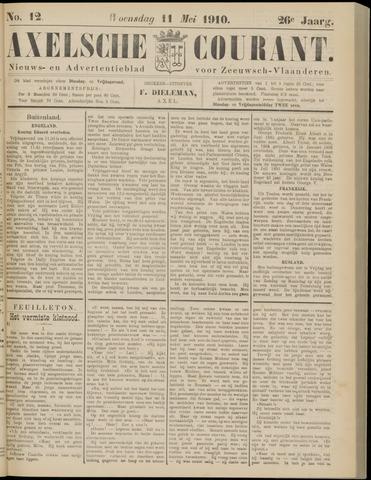 Axelsche Courant 1910-05-11