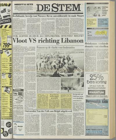 de Stem 1989-08-03