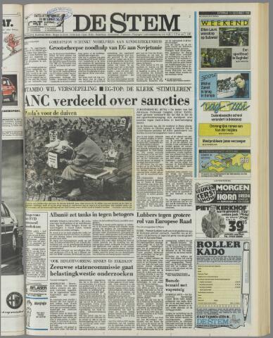 de Stem 1990-12-15
