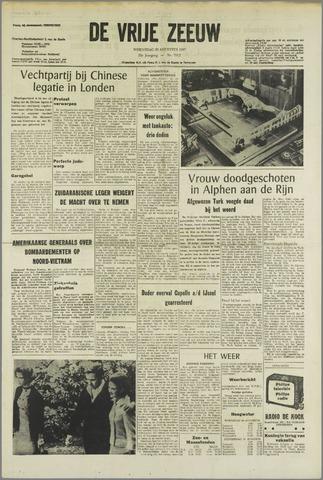 de Vrije Zeeuw 1967-08-30
