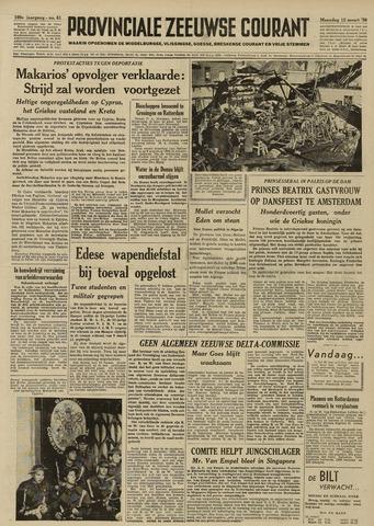 Provinciale Zeeuwse Courant 1956-03-12