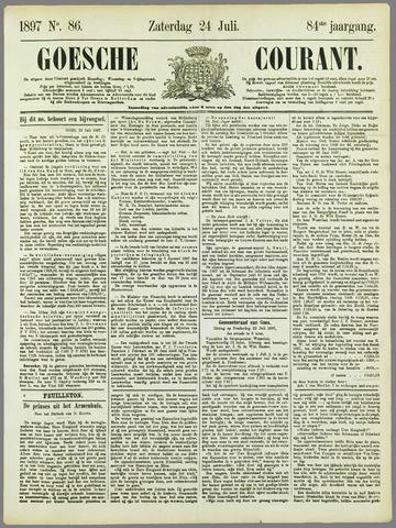 Goessche Courant 1897-07-24