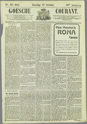 Goessche Courant 1912-10-22