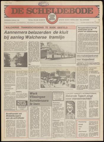 Scheldebode 1982