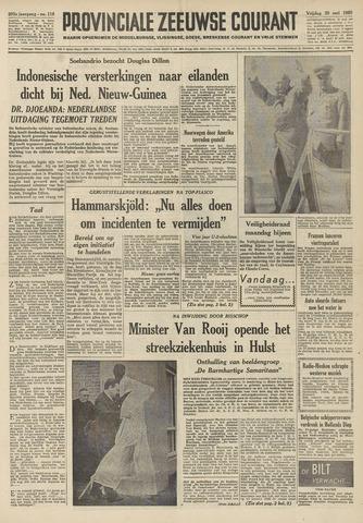 Provinciale Zeeuwse Courant 1960-05-20