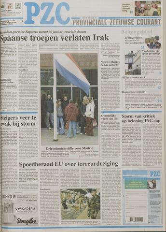 Provinciale Zeeuwse Courant 2004-03-16