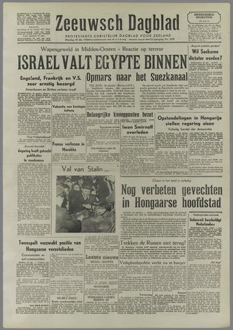 Zeeuwsch Dagblad 1956-10-30