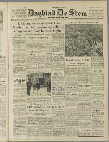 de Stem 1953-06-30