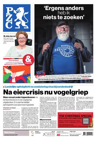 Provinciale Zeeuwse Courant 2017-12-09