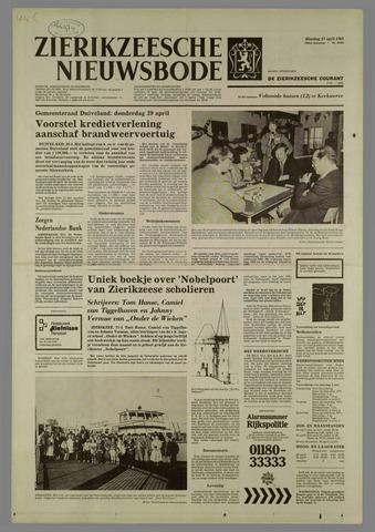 Zierikzeesche Nieuwsbode 1982-04-27