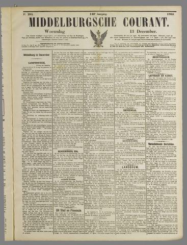 Middelburgsche Courant 1905-12-13
