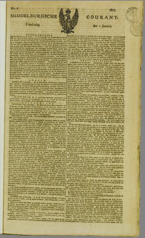 Middelburgsche Courant 1817