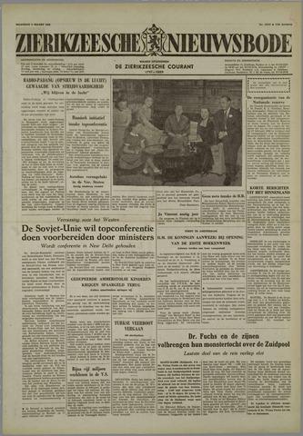 Zierikzeesche Nieuwsbode 1958-03-03