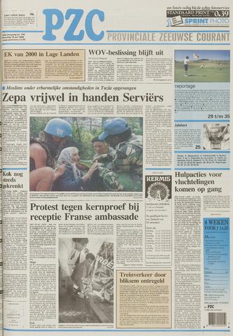 Provinciale Zeeuwse Courant 1995-07-15