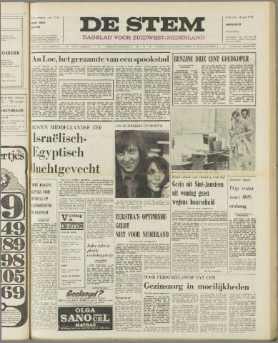 de Stem 1972-06-14