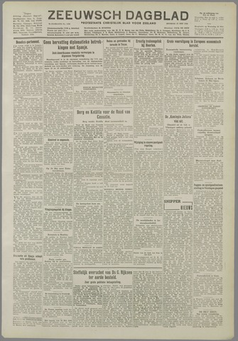 Zeeuwsch Dagblad 1949-05-17