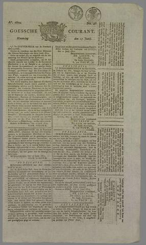 Goessche Courant 1822-06-17