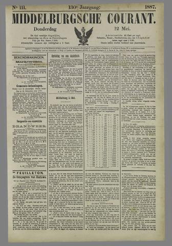 Middelburgsche Courant 1887-05-12