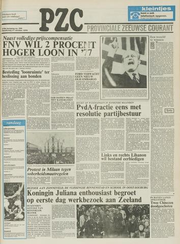 Provinciale Zeeuwse Courant 1976-10-21